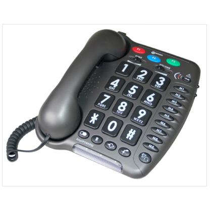 Téléphone Ampli Power 50 anthracite