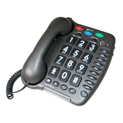 Téléphone Ampli Power 40 anthracite