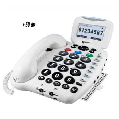 Téléphone CL 555 Geemarc